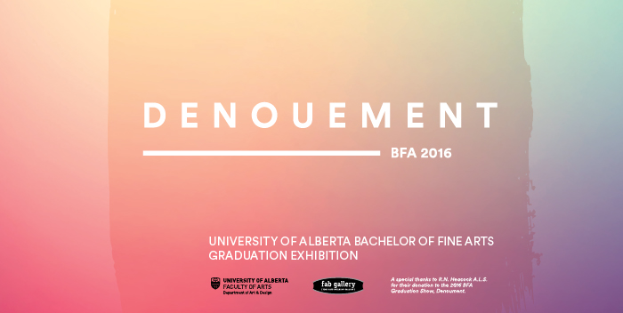 BFA 2016 Denoument