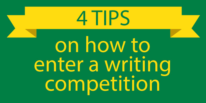 tips for creative writing competition