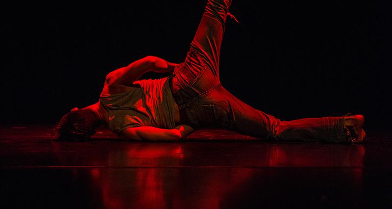 Richard Lee. Photo by Tim Nguyen, courtesy Dancers' Studio West