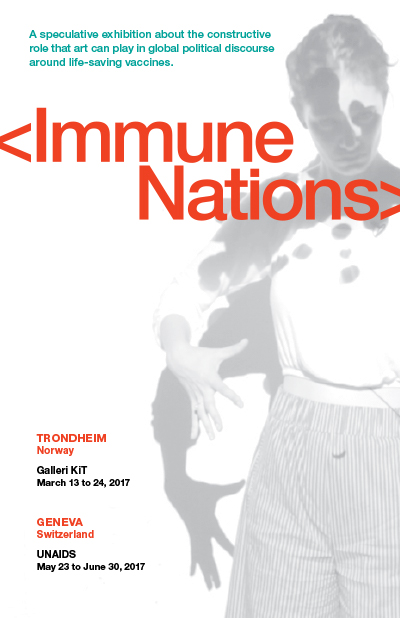 Immune Nations poster