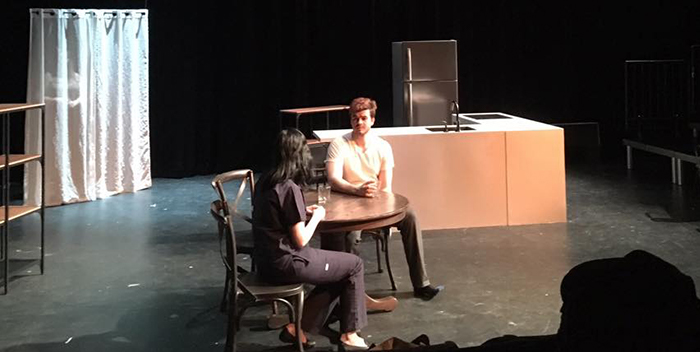 Behind The Scenes At The 2018 New Works Festival