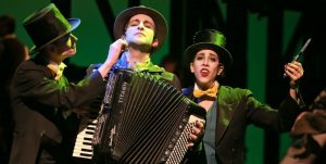 The Company Of The Threepenny Opera At U Of A Studio Theatre (2015). Photo By Ed Ellis.