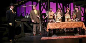The Threepenny Opera. Photo By Ed Ellis.