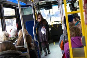 Edmonton Youth Poet Laureate Charlotte Cranston Is A Current Ualberta Arts Student, Majoring In Sociology.