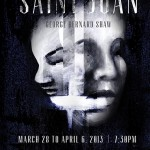 Final Version Of Marketing Materials For The Play Saint Joan