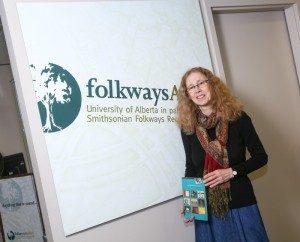 Joan Greer, Folkwaysalive Photo By Ed Ellis Imgl3367