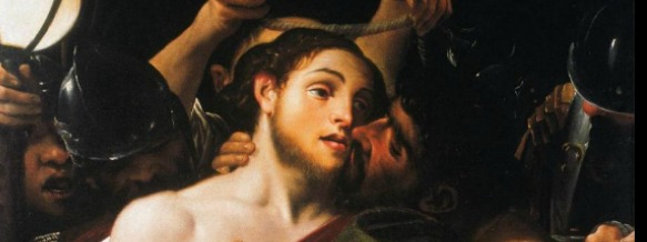 Kiss Of Judas, Carracci Lodovico