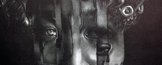 Mezzotint Print By Wal Chirachisakul