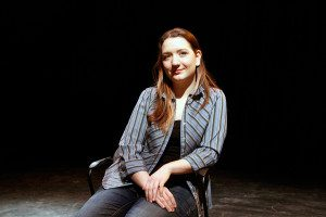 New Works Festival 2014 Director Lucy Collingwood.