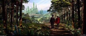 Oz The Great And Powerful Concept Art By Nicholas Hiatt