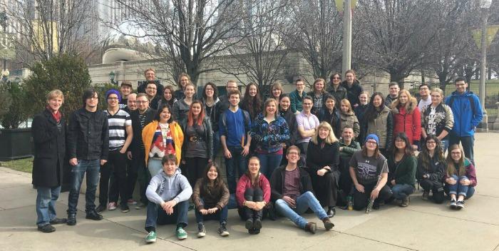 Symphonic Wind Ensemble's Trip To Chicago