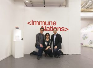 Immune Nations Co Leads Sean Caulfield, Natalie S. Loveless And Steven J. Hoffman