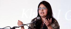Shumaila Hemani Performing At I Week 2014 At The University Of Alberta. Photo By Terah Jans.