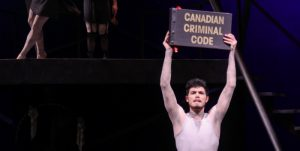 French Vs English In The Kaufman Kabaret