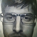 Self Portrait Of Brad Necyk